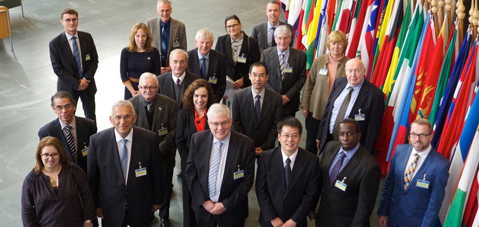 The Second Meeting of the Advisory Board on Education and Outreach (ABEO) at the Organization for the Prohibition of Chemical Weapons (OPCW), The Hague, Netherlands